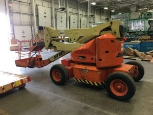 Commercial Equipment, Forklifts, Electric Scooters, Electric Pallet Jacks, Job Boxes, Electric Flatbed Carts, Scales & Much More!